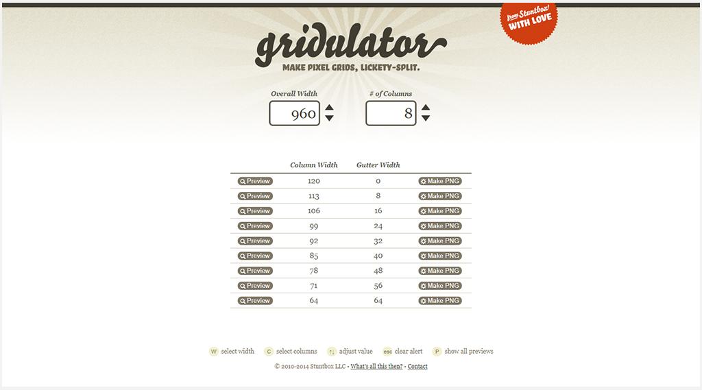 Gridulator